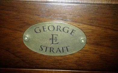 George Strait's Locker