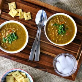 Vegie Lentil Soup