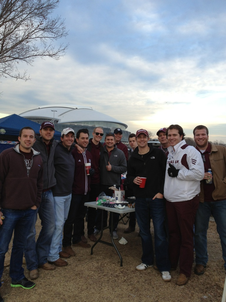 Cotton Bowl 2013, A&M WIN!