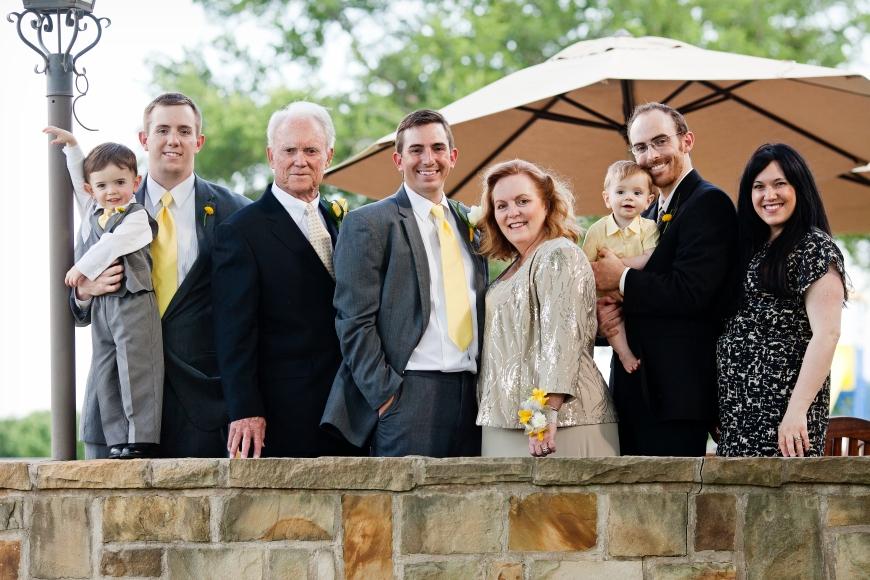 Robby's family