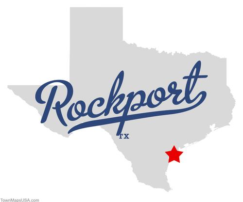map_of_rockport_tx
