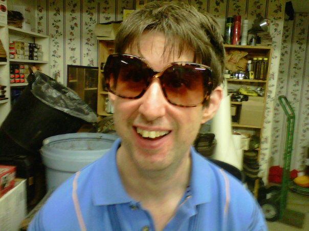 scott in sunglasses