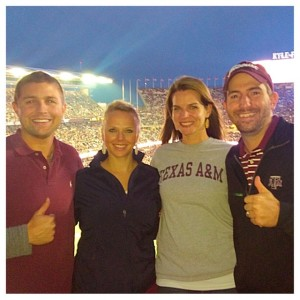 Aggie game 2014