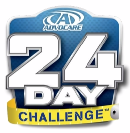 24 day challenge icon