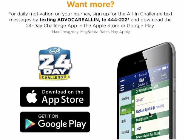 digital 24 day challenge